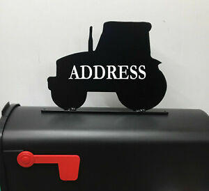 TRACTOR MAILBOX TOPPER MB33