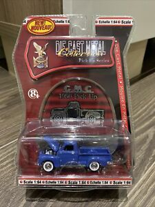 Yat Ming Road Signature 1950 GMC Pick Up 1/64 Diecast