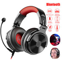 Universal Bluetooth Over Ear Headphone Wireless Foldable Stereo Noise Cancelling