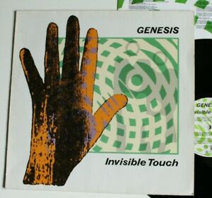 LP Genesis – Invisible Touch