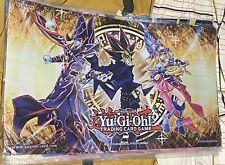 More details for yugioh yugi dark magician win-a-mat playmat sealed