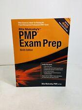 Rita Mulcahy'sPMP Exam Prep 2018 9th Edition Paperback New Not Sealed