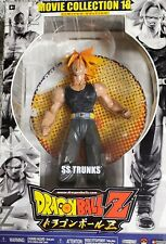 Dragon Ball Z Movie Collection Series 18 Super Saiyan Trunks Figure