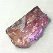 92.8Ct Natural Purple & Yellow Ametrine Facet Rough Specimen UYAE8