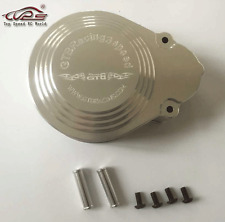 Aluminum Gear cover of GTB 3 Speed Transmission Kit for HPI BAJA RV KM 5B 5T 5SC