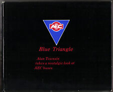 Blue Triangle AEC buses by Alan Townsin Pub. by Transport Publishing Co. 1980