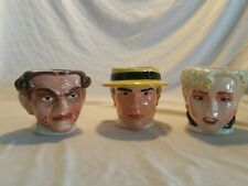 Applause Dick Tracy & Madonna as Breathless Figural Mugs