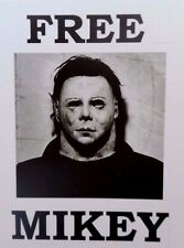 "Michael Myers Halloween Free Mikey Sticker Decal New 3"" x 3.5"""