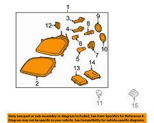 MERCEDES OEM 2011 ML350-Headlight Assembly 1648203659