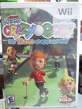 Kidz Sports: Crazy Golf  (Wii, 2008)