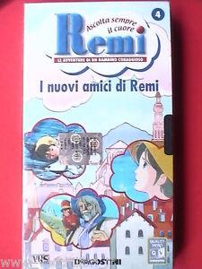 ASCOLTA SEMPRE IL CUORE REMI Le avventure di N 4 VHS