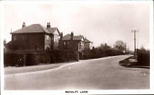 New Longton, Preston. Royalty Lane.