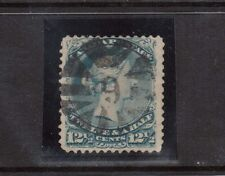 Canada #28 Used With Ideal Fancy 9 Cancel
