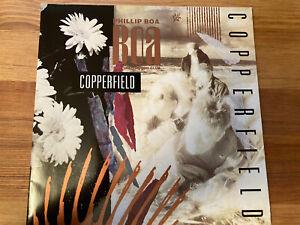 Phillip Boa LP Cooperfield Vinyl 1988 1st Press Rar Indie New Wave