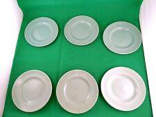 Woods Ware Beryl Side Plates x 6