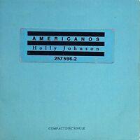 Holly Johnson Americanos (1989; 3'') [Maxi-CD]