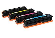 4 Toner compatible NON-OEM Color Ljet CP1510 CB540A CB541A CB542A CB543A HQ