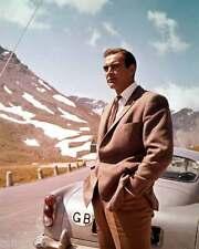 Sean Connery James Bond 007 8x10 Photo 010