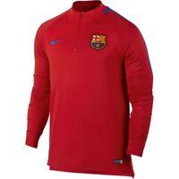 Nike FC Barcelona Dry Trikot Squad Drill 854191-660 Herren-Fußballoberteil Gr.M