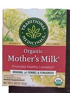 Traditional Medicinals Herbal Tea Organic Mothers Milk - 32 Ct - EACH