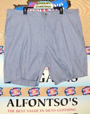 New Mens IZOD Newport Oxford Flat Front Shorts $23.99 Free Shipping