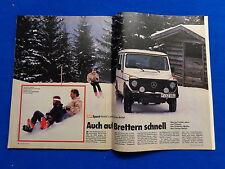 Auto Zeitung 85/04 Stefan Bellof privat - Porträt