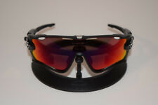 Brand New Oakley Jawbreaker Black Ink with OO Red Iridium Polarized OO9290-08