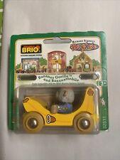 Brio Richard Scarry Busytown Bananas Gorilla And Bananamobile