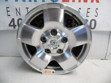 07-13 TOYOTA TUNDRA 5.7L 4X4 WHEEL RIM ALLOY 18X8 18 5 SPOKE 426110C050 OEM #45