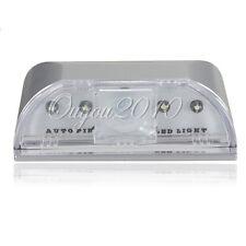 LED Auto PIR Sensor Motion Detector Infrared IR Wireless Door Keyhole Light Lamp