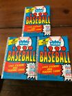 1990+Fleer+Baseball+Logo+Stickers+and+Trading+Cards+15ct.+Lot+x+3