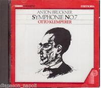 Bruckner : Symphonie (Symphonie) N.7 / Otto Klemperer - CD