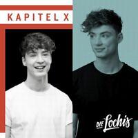 DIE LOCHIS - KAPITEL X   CD NEU