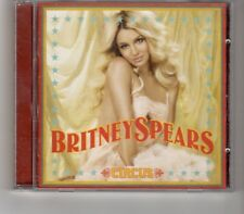 (HP377) Britney Spears, Circus - 2008 CD