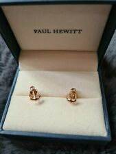 Paul Hewitt Ohrringe Rose Gold Damen Anker
