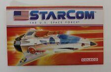 1986 Starcom ZIGZAG STARMAX BOMBER CATALOG European original vintage paperwork