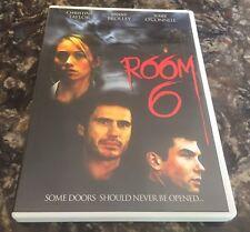 Room 6 DVD Anchor Bay. Horror