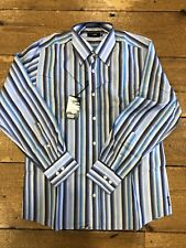 Peter Werth Multi Striped Casual Shirt - Large (4)