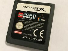 Nintendo DS DSL DSi SPIELKASSETTE Lego Star Wars II Die Original Trilogie