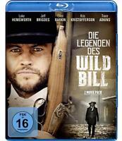 DIE LEGENDE DES WILD BILL - -  2 BLU-RAY NEU