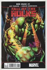 Fall of the Hulks: Red Hulk #1-4 (2010, Marvel) [Complete Mini-Series] A-Bomb Q