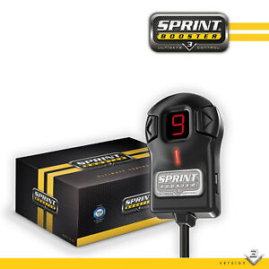 1 Pack SprintBooster SBAC1013S Performance Upgrade Power Converter