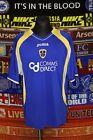 4/5 Cardiff City adults XXXL 2007 home football shirt jersey trikot