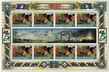LESOTHO #360 Scouting Anniversary Souvenir Sheet Stamps Postage 1982 Mint NH