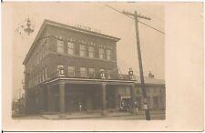 Ruder Inn in Mount Pleasant PA RP Postcard 1909