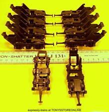 j131ab BULK BONUS BUY jouef spares 10x wheeled bogie frames see listing 4 apps
