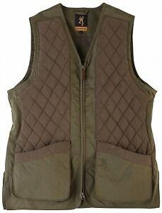 Browning Rochefort Active Waistcoat Windproof Waterproof Shooting Sport Hunting