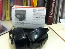 1427 Black Impact Sport Earmuff Shooting Ear Hearing Protection 3M