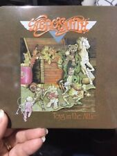 Aerosmith Toys in the Attic-Tin-Box CD (with fold out inner sleeve) EX  COND