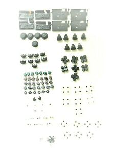 101 x Genuine Sony PS4 Controller Assorted Parts Plus 31 Housing Screw - Job Lot